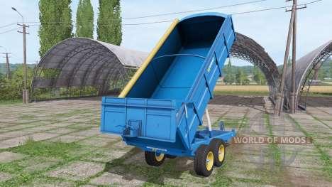 Harry West 12t para Farming Simulator 2017