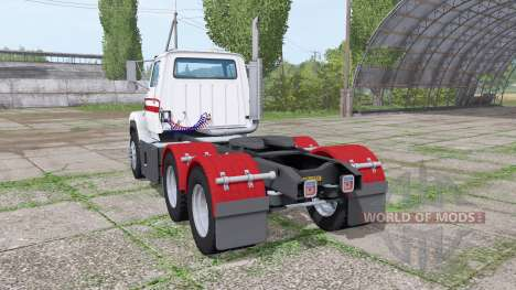 Ford LTA 9000 Aeromax para Farming Simulator 2017