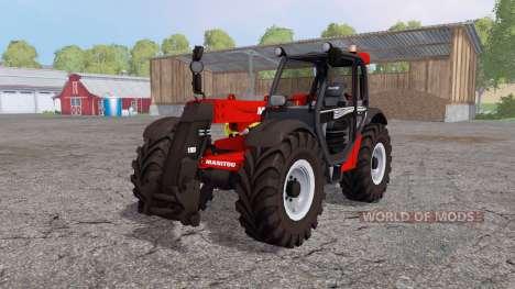 Manitou MLT 629 para Farming Simulator 2015