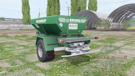 Bruns MBA 12000 para Farming Simulator 2017