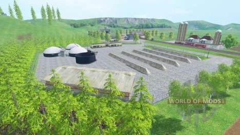 Green Acres para Farming Simulator 2015