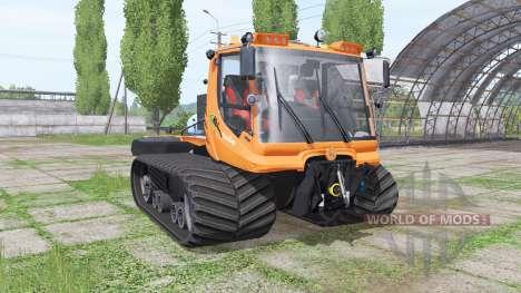 PistenBully 600 para Farming Simulator 2017