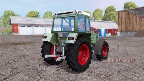 Fendt Farmer 312 LSA Turbomatik para Farming Simulator 2015