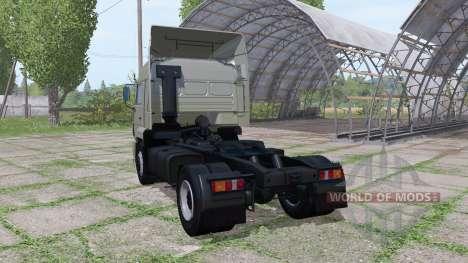 KAMAZ 5460 2009 para Farming Simulator 2017