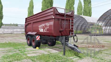 Krampe Big Body 790 para Farming Simulator 2017