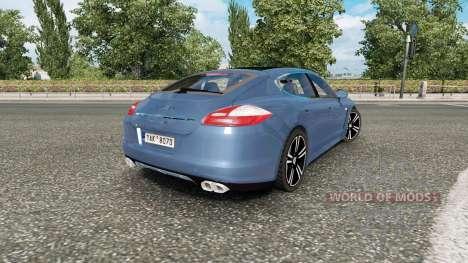 Porsche Panamera Sport (970) 2010 para Euro Truck Simulator 2