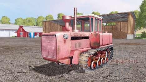 DT 175С Volgar para Farming Simulator 2015