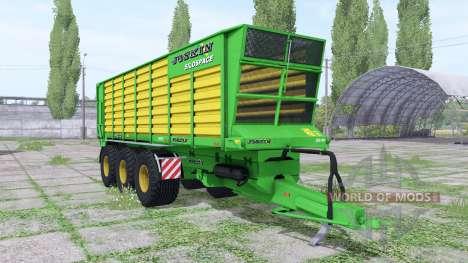 JOSKIN Silospace 26-50 para Farming Simulator 2017
