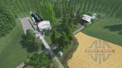 Bergmoor para Farming Simulator 2015