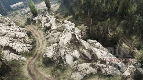 Simon Valley para Spintires MudRunner