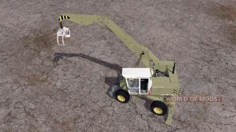 Fortschritt T188 para Farming Simulator 2015