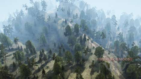Pulling the partys paradise para Spintires MudRunner