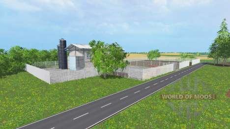 Lochty Burn Farm para Farming Simulator 2015