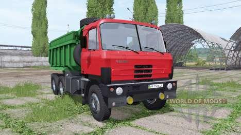 Tatra T815 para Farming Simulator 2017