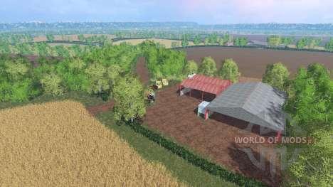 Bowden Farm para Farming Simulator 2015