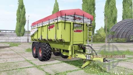 CLAAS Carat 180 T para Farming Simulator 2017