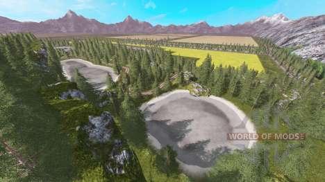 Rattlesnake Valley para Farming Simulator 2017