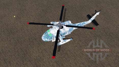 Sikorsky UH-60L Black Hawk para Farming Simulator 2017
