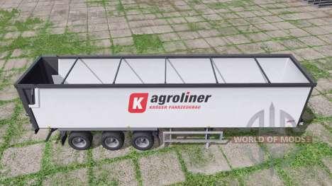 Kroger Agroliner SRB3-35 para Farming Simulator 2017