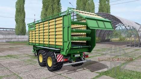 JOSKIN Silospace 22-45 para Farming Simulator 2017