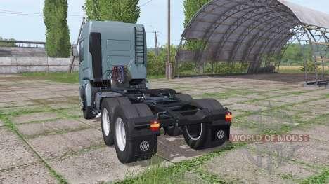 Volkswagen Constellation 25-370 2006 para Farming Simulator 2017