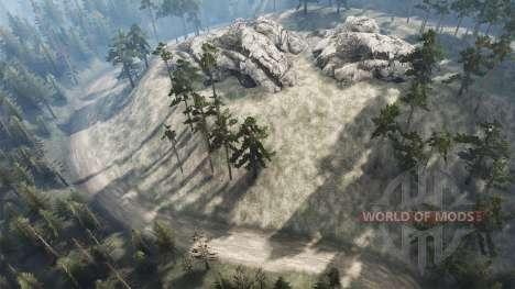 Susurro del bosque para Spintires MudRunner