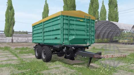 Oehler OL TDK 200 para Farming Simulator 2017