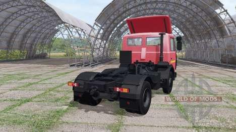 MAZ-5432 para Farming Simulator 2017