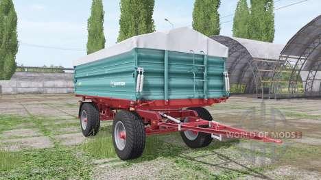Farmtech ZDK 1100 para Farming Simulator 2017