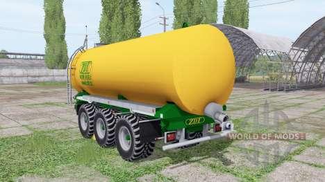 ZDT NTF 18 para Farming Simulator 2017