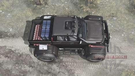 Yamal H-4 L 2013 para Spintires MudRunner