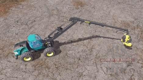 Timberjack 870B para Farming Simulator 2015