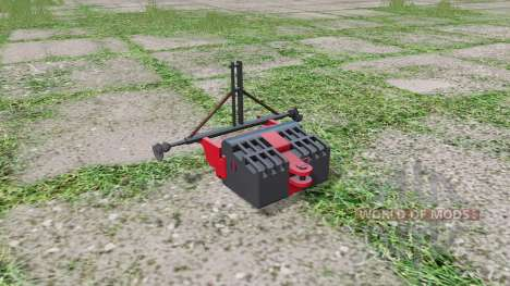 IHC front weight para Farming Simulator 2017