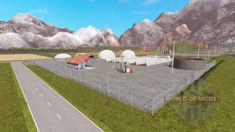 Canadian Rockys para Farming Simulator 2017