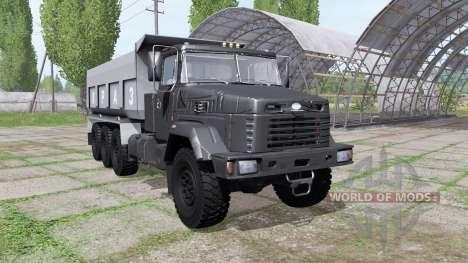 KrAZ 7140С6 para Farming Simulator 2017