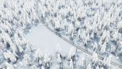Paseo de 4 're Va a pasar el invierno