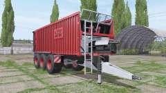 Fliegl ASW 381 ALU-TEC para Farming Simulator 2017