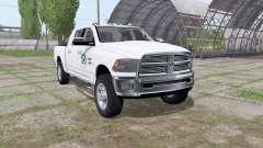 Dodge Ram 2500 Crew Cab para Farming Simulator 2017