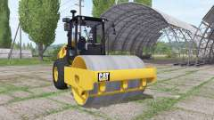 Caterpillar CS56B para Farming Simulator 2017