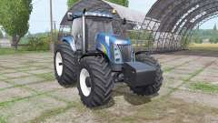 New Holland TG285 SuperSteer para Farming Simulator 2017