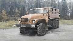 Ural 5557 para MudRunner