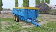 Harry West 10t grain v1.1.1 para Farming Simulator 2017