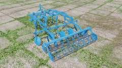 LEMKEN Kristall 9 para Farming Simulator 2017