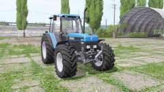 New Holland 8340 v3.0 para Farming Simulator 2017