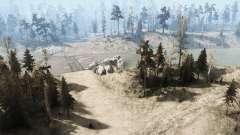 Logging 01 para MudRunner