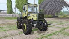 Mercedes-Benz Trac 900 Turbo por Röbi Modding para Farming Simulator 2017
