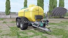 Zunhammer SKE 15500 PU para Farming Simulator 2017