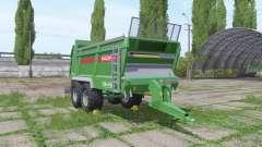 BERGMANN TSW 4190 S v1.2 para Farming Simulator 2017