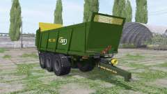 ZDT MC 186 para Farming Simulator 2017