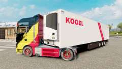 Trailer Kogel Cool